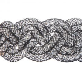 Braided Stainless Steel Mesh Bracelets