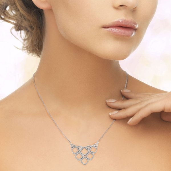 Flexible Silver Necklace