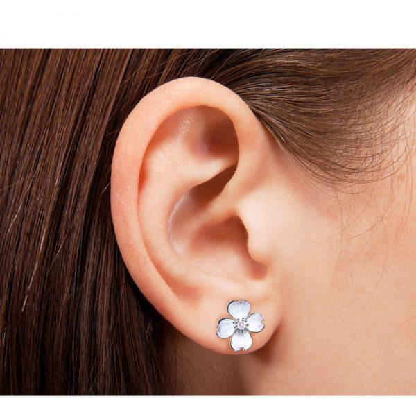 Dogwood Earrings
